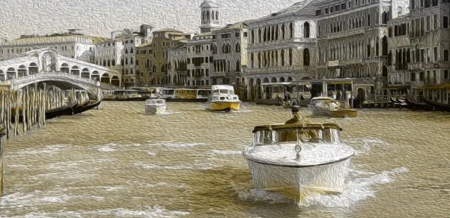 Venice Rialto Bridge 1
