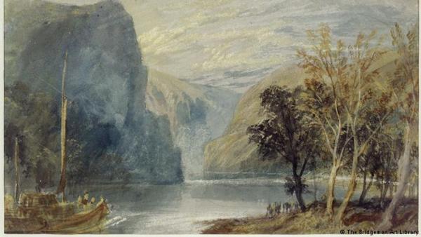 Romantic Rhine 2019  - Digital Painting by Lutz Roland Lehn 1