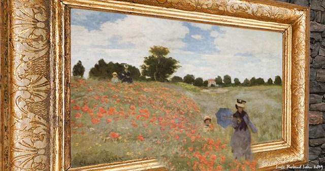 Tribute To Claude Monet