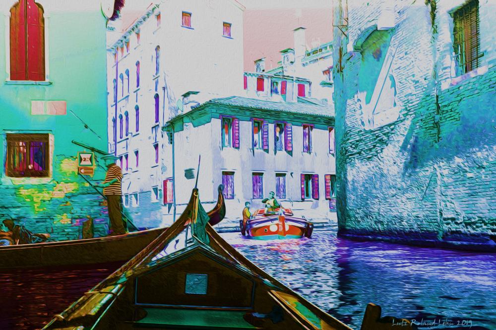 VeniceCanalScene4 - VeniceCanalScene4