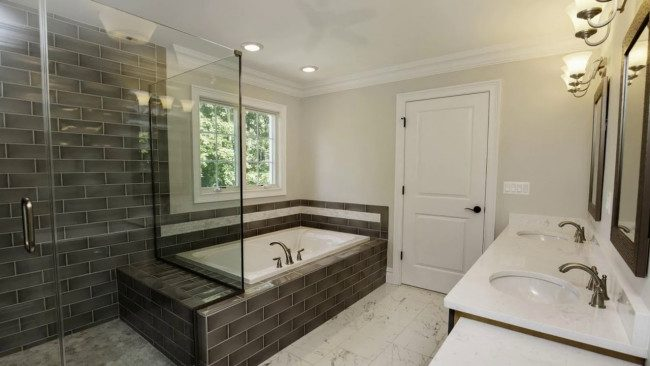 master bathroom cabinet ideas