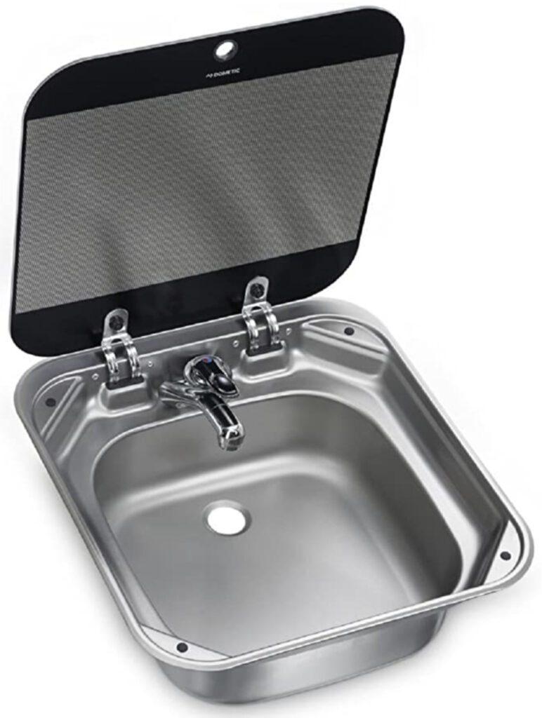 best camper van sinks for your tiny