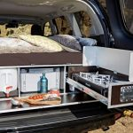 Suv Camper Conversion Kit That Turns Your Car Into A Camper