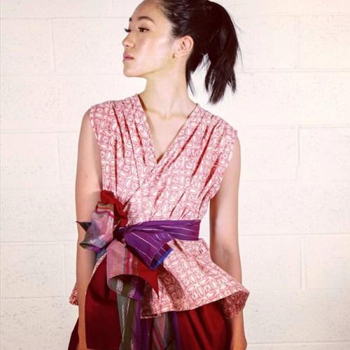 Bernarda Antony: Indonesian Textile Heritage