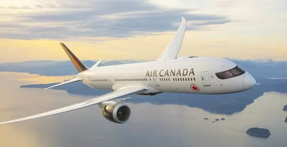 Air Canada-Air Canada Named 2019 Airline of The Year by Global T