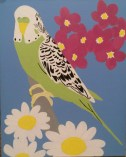 parrotpainting
