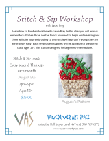 sip stitch with laura