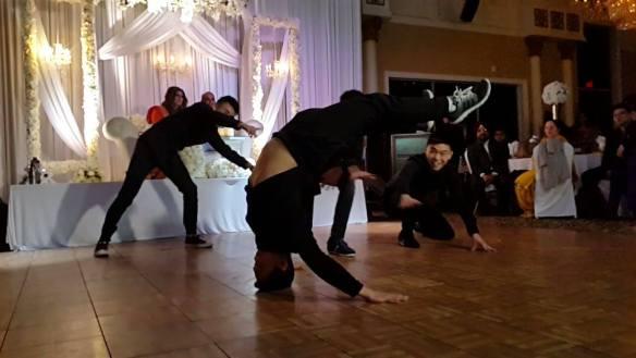 Bboys Weddings