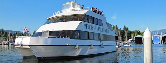Vancouver Dinner Cruises Private Amp Public Yacht Charters