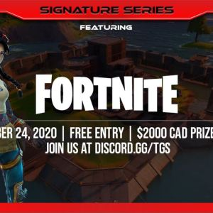 TGS Fortnite October 24th