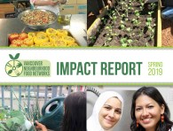 Vancouver Neighbourhood Food Networks Impact Report