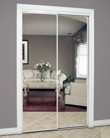 Framed-Bi-Pass-Doors