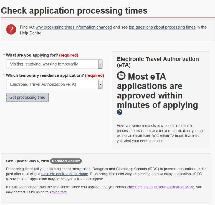 Eta Tourist Visa Canada Another1st Org