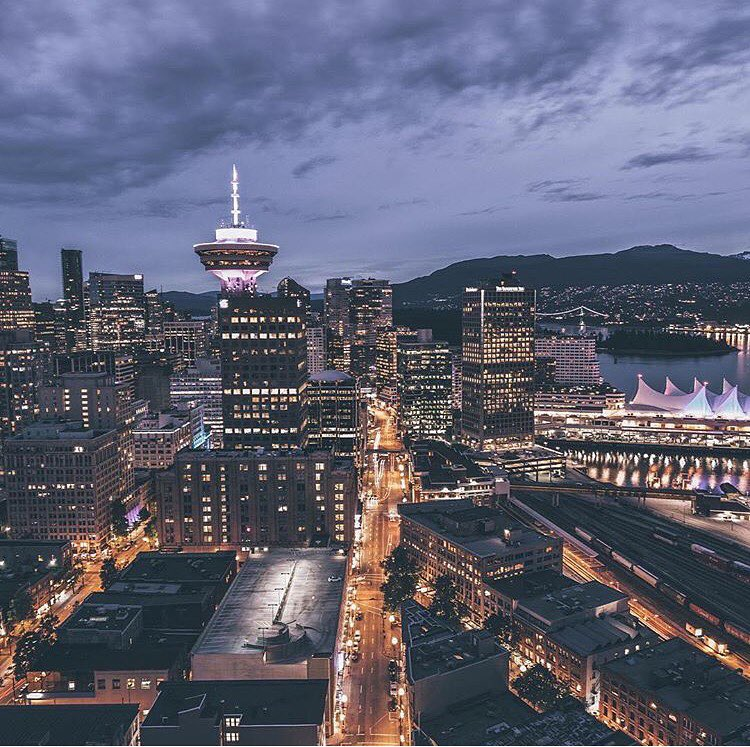 Photos Of Vancouver Lookout Vancouver Attractions
