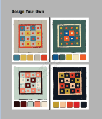 brave new quilts design options