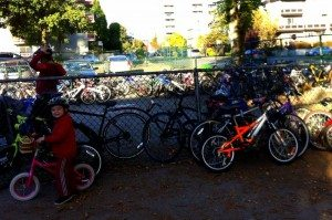 Vancouver cycling