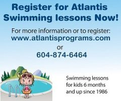 swimming lessons atlantis programs