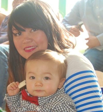 Top 30 Vancouver Mom Bloggers Winner Mitzi Manansala EastVan Baby
