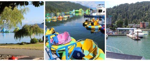 weekend getaway Harrison Hot Springs Water Fun