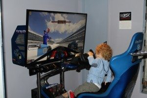 Kid-friendly Vancouver Race Simulator