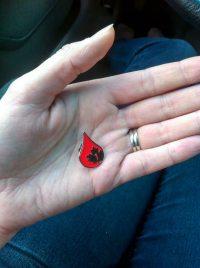 blood donation megan newton marilyn belsham