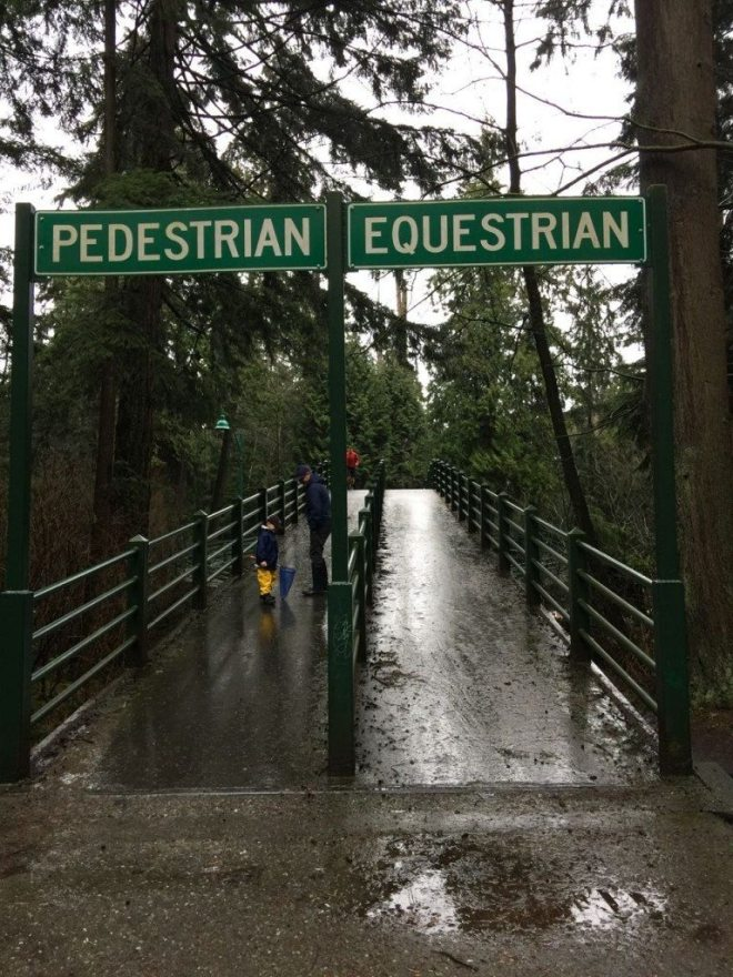 Stroller-friendly walks around Vancouver: Stanley Park
