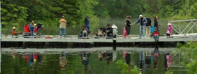 rice lake fishing