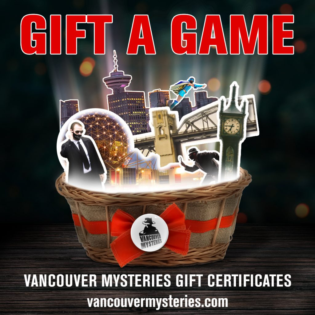 Vancouver Gift Certificates