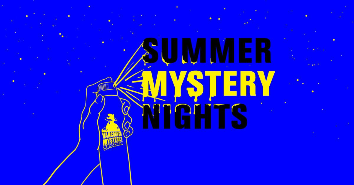 Summer Mystery Nights