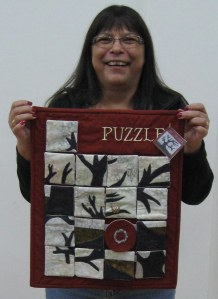 """Puzzle"" in our 2012 Show."