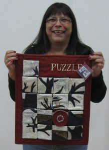 """""""Puzzle"""" in our 2012 Show."""