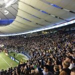 Whitecaps Game at BC Place