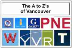 A to Zs of Vancouver