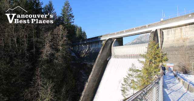 Cleveland Dam Lookout