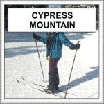Cypress Mountain on North Shore in Metro Vancouver