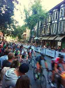 Gastown Grand Prix Bicycle Race