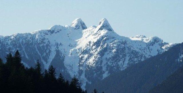 Lions Mountain