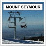 Mount Seymour on the North Shore in Metro Vancouver