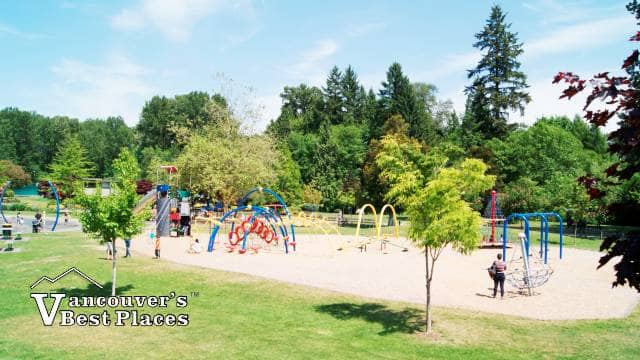 Play Area at Bear Creek