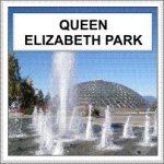 Queen Elizabeth Park in Vancouver