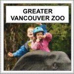 Vancouver Zoo in Metro Vancouver