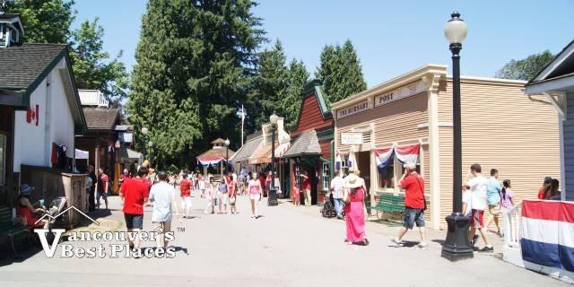 Burnaby Village Main Street