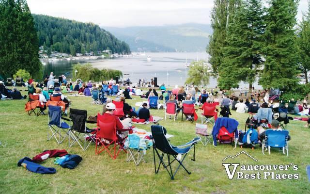 Deep Cove Summer Concerts