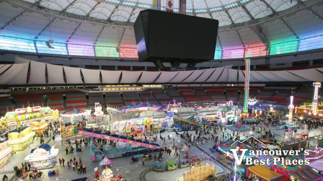PlayDome at BC Place Stadium