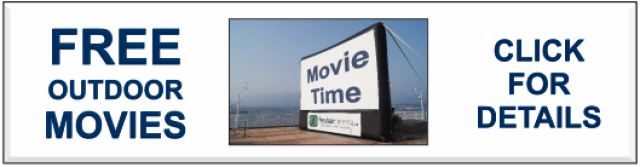 Free Outdoor Movies Banner