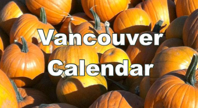 October in Vancouver