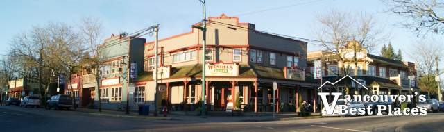 Downtown Fort Langley