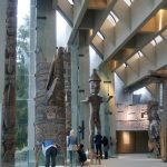 The Great Hall at the Museum of Anthropology