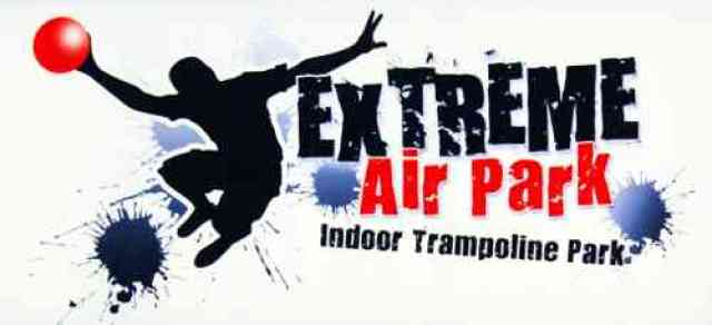Extreme Air Park Sign
