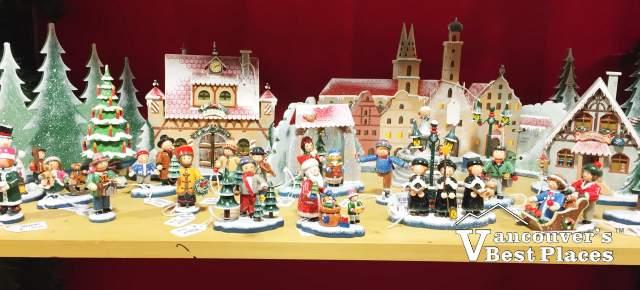 Käthe Wohlfahrt Toy Village Display